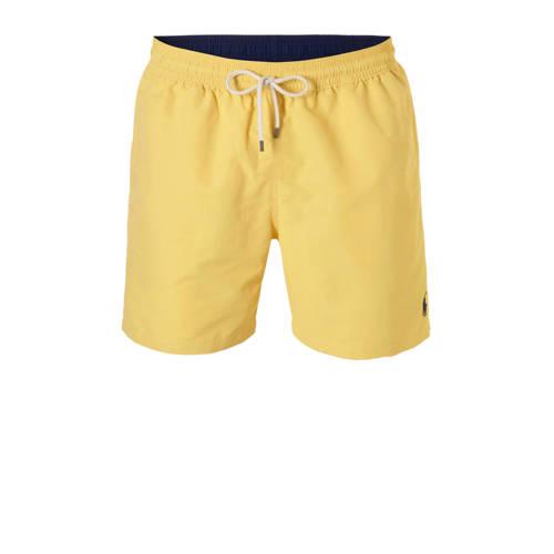 POLO Ralph Lauren zwemshort met zakken geel kopen