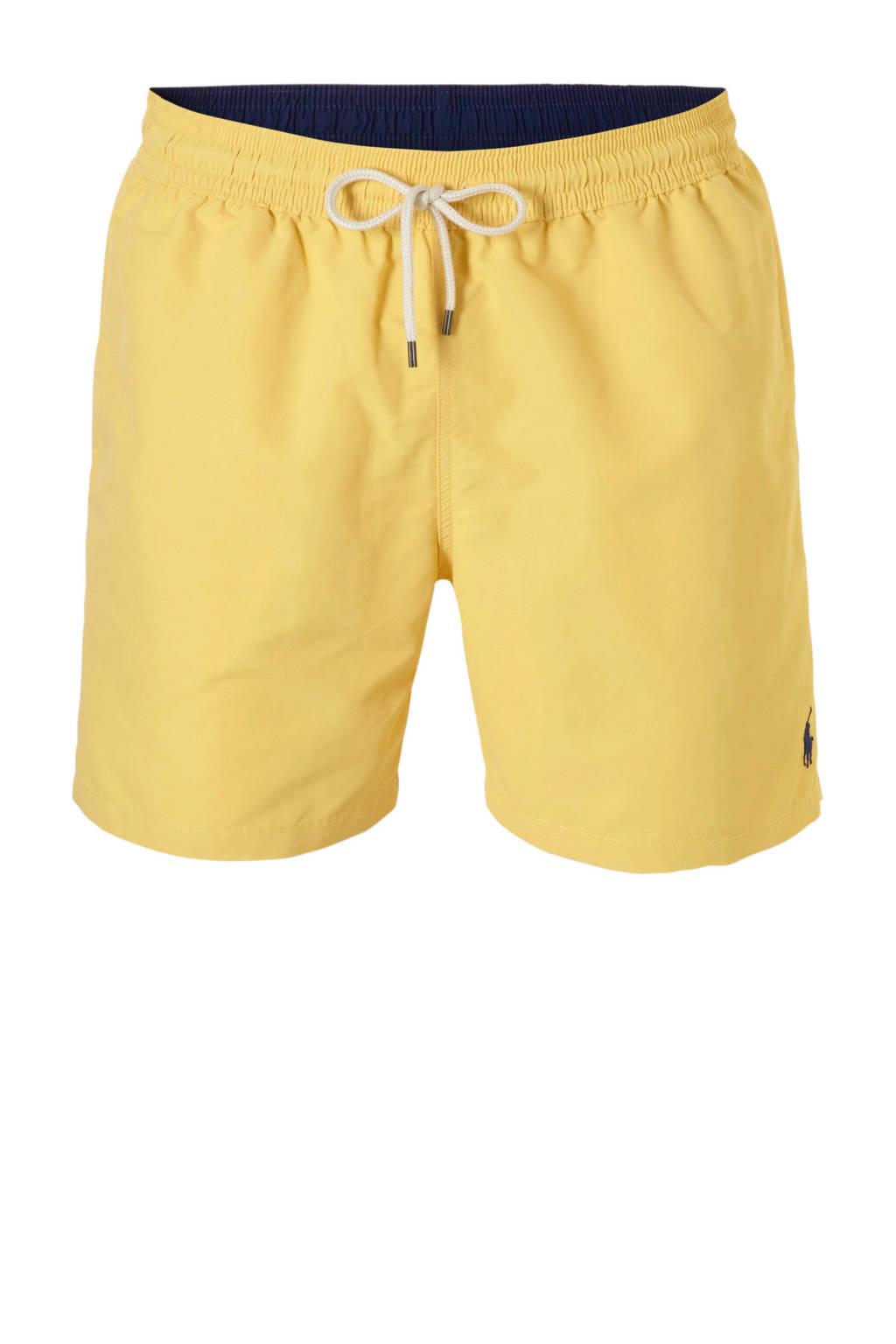 POLO Ralph Lauren zwemshort met zakken geel, Geel