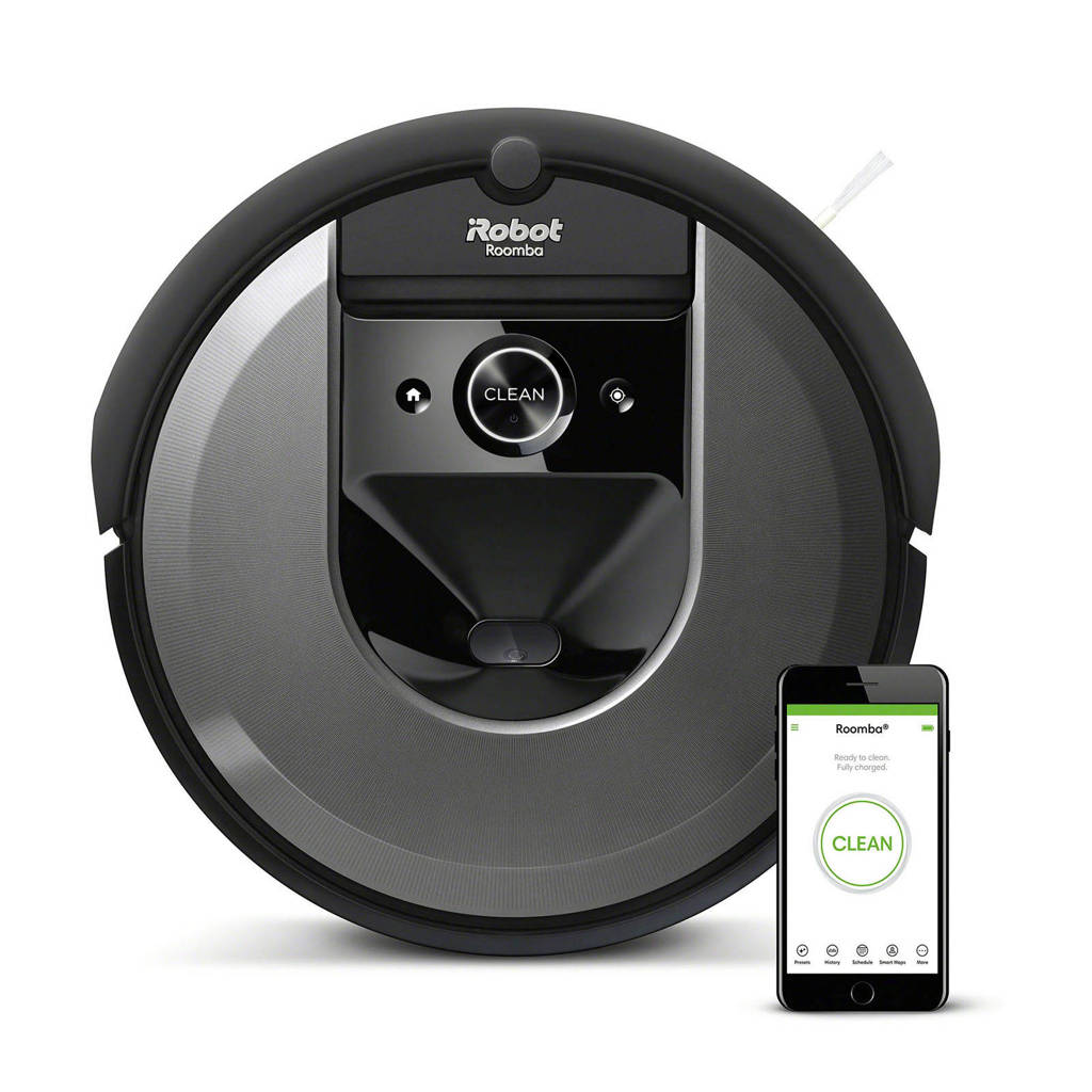 iRobot Roomba ROOMBA I7 stofzuigerrobot, Zwart