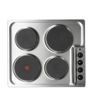 IKE6010RVS elektrische inbouw kookplaat