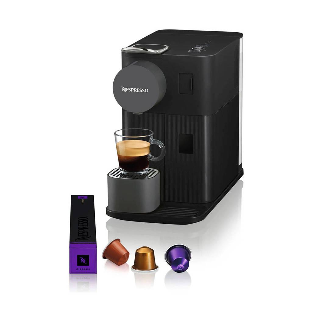 De'Longhi Lattissima One EN500 Nespresso machine, Zwart