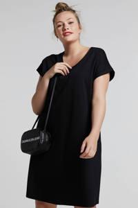 STUDIO T-shirtjurk zwart, Zwart