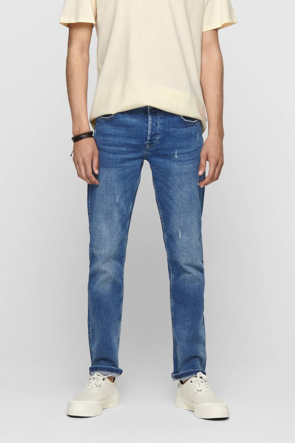 ONLY & SONS skinny jeans 3632, Blue denim