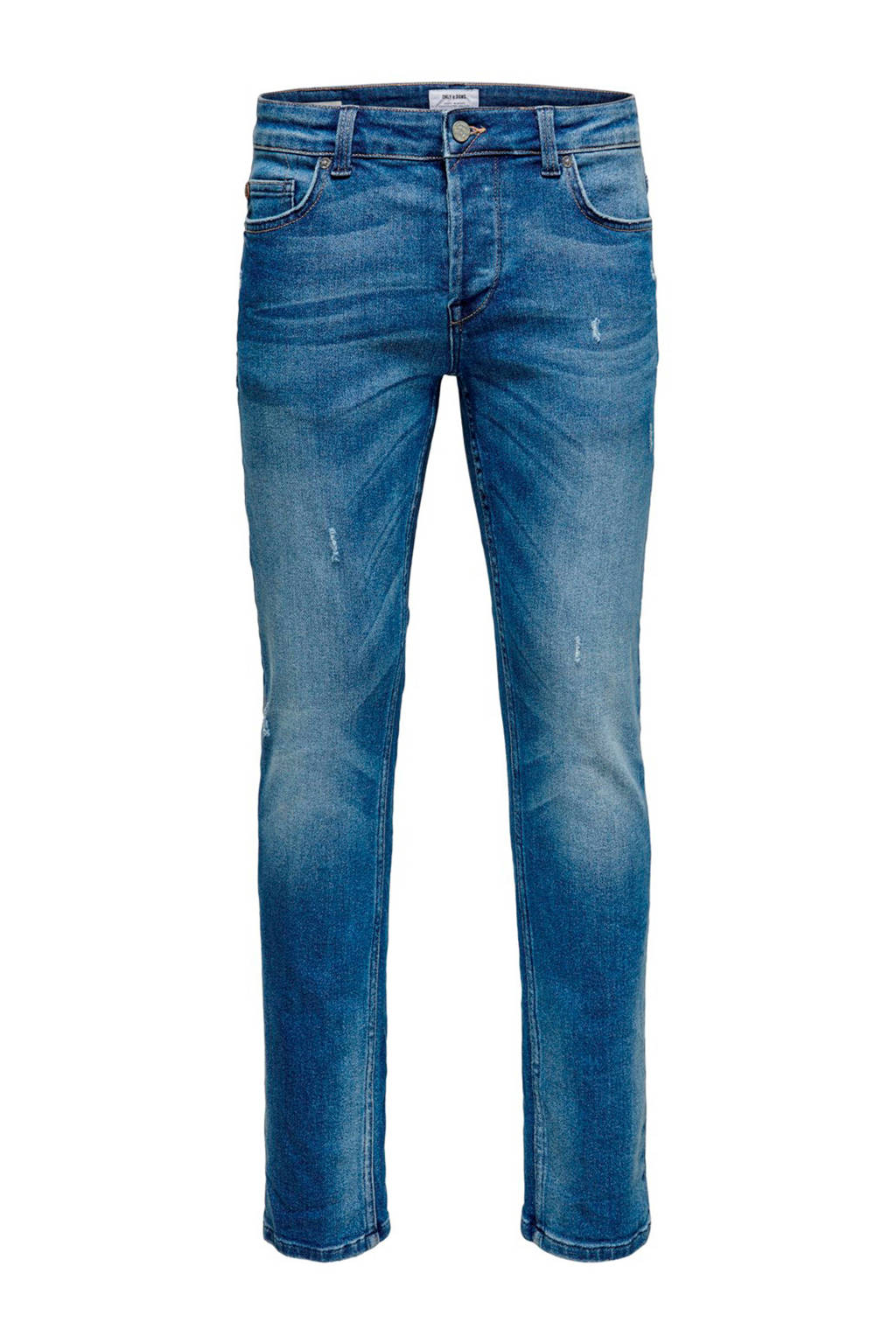 ONLY & SONS slim fit jog denim Loom blue denim 3632, Blue denim