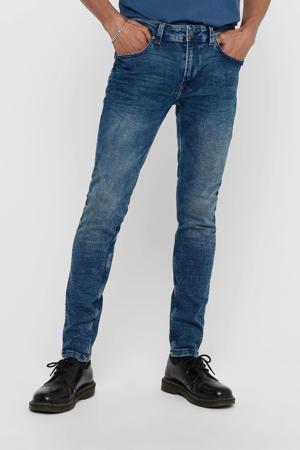 skinny fit jeans Warp blue denim