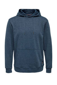 ONLY & SONS hoodie, Blauw