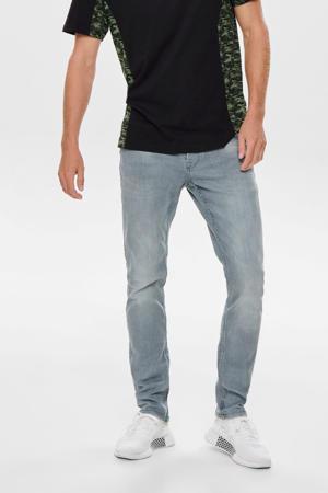 slim fit jeans Loom grey denim 3627