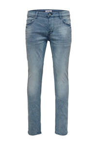 ONLY & SONS slim fit jeans Loom grey denim, Grey denim