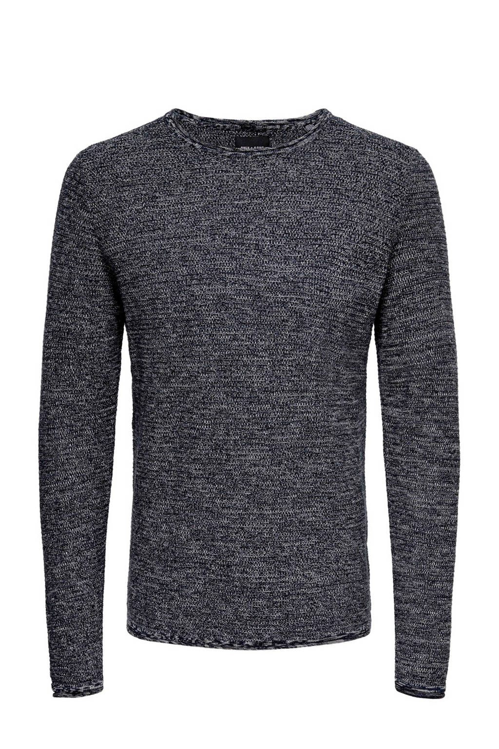 Only & Sons trui, Blauw