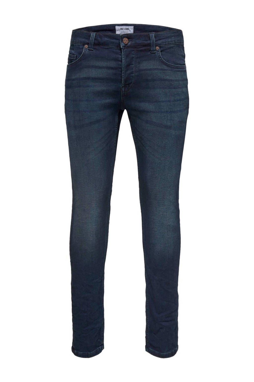 ONLY & SONS regular fit jeans blue denim, Blue denim
