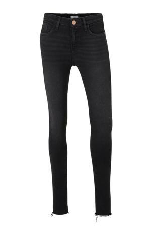 Skinny fit jeans Amelie zwart