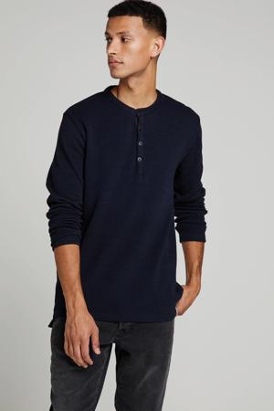 trui donkerblauw