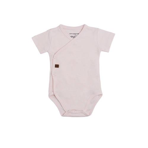 Baby's Only newborn romper roze kopen