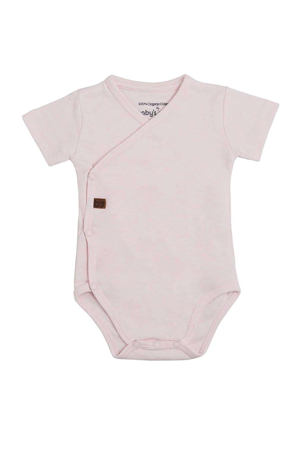 Baby's Only newborn baby romper, Roze