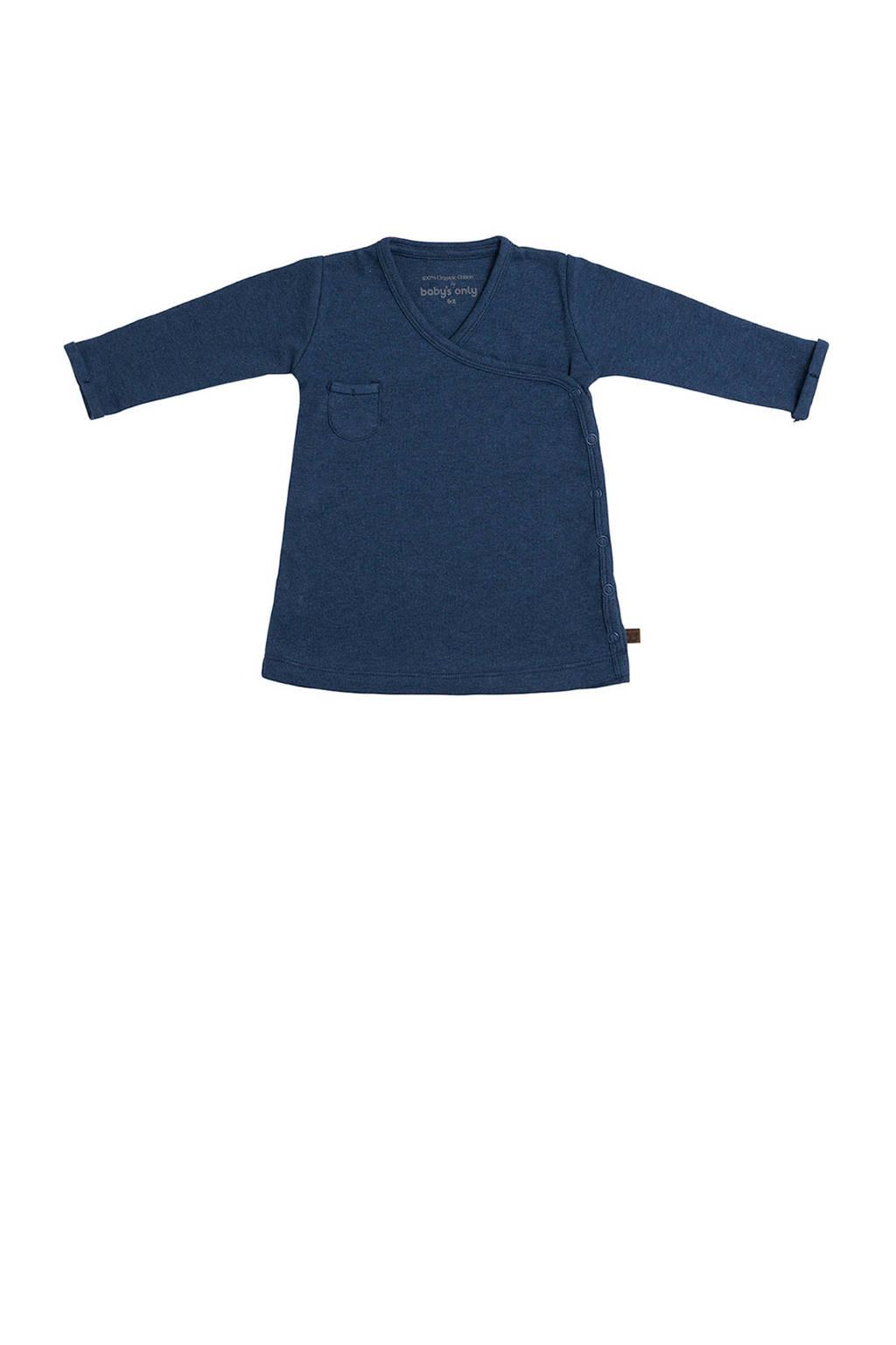 Baby's Only newborn baby jurk, Donkerblauw