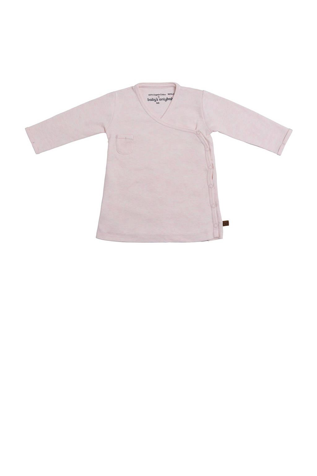 Baby's Only newborn baby jurk, Lichtroze