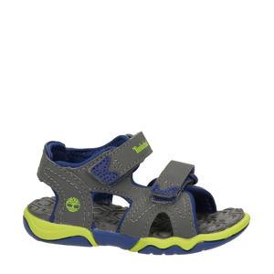 sandalen grijs/geel