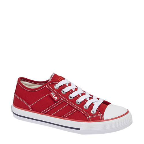 Fila sneakers rood
