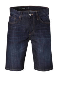 C&A The Denim regular fit jeans short, DkBlue18