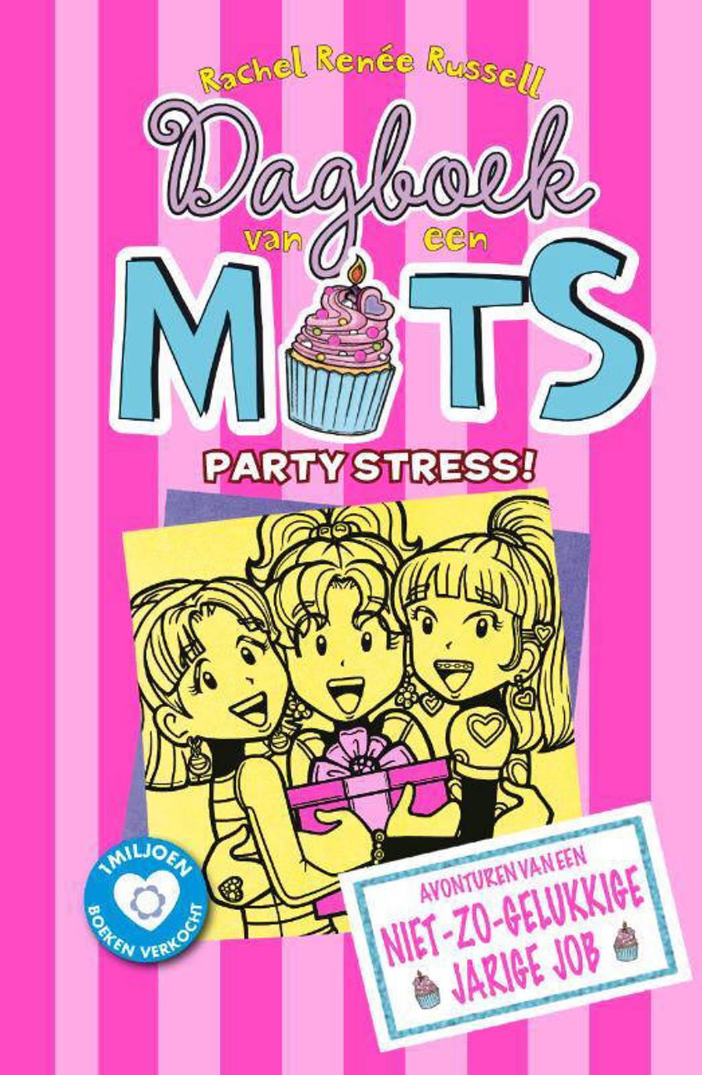 Dagboek van een muts: Partystress! - Rachel Renée Russell
