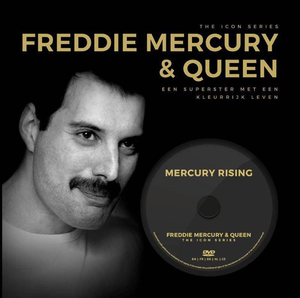 The Icon Series: Freddie Mercury & Queen