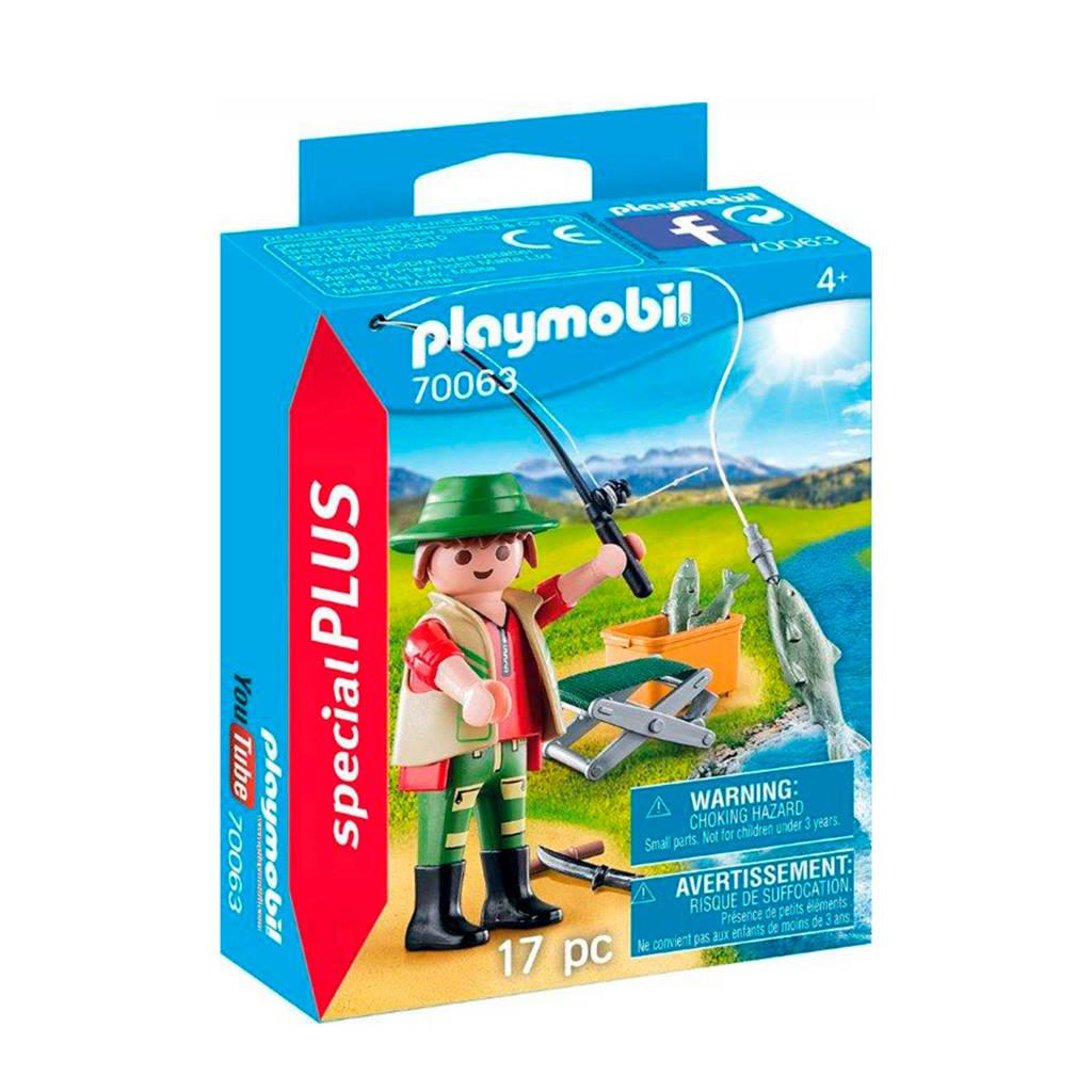 Playmobil Special Plus Visser met hengel 70063