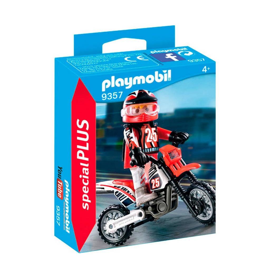 Playmobil Special Plus Motorcrosser 9357
