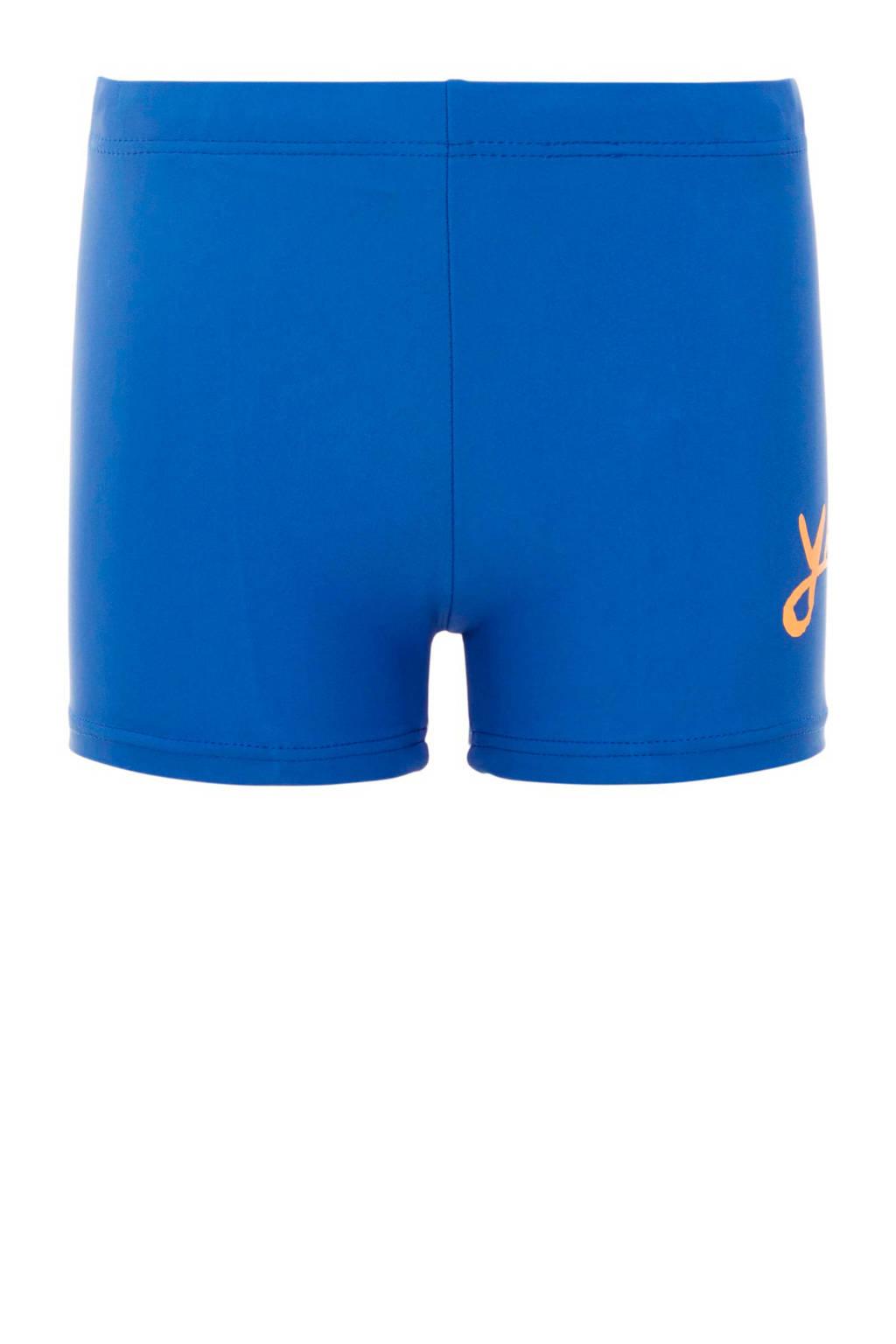 NAME IT zwemboxer blauw, Blauw