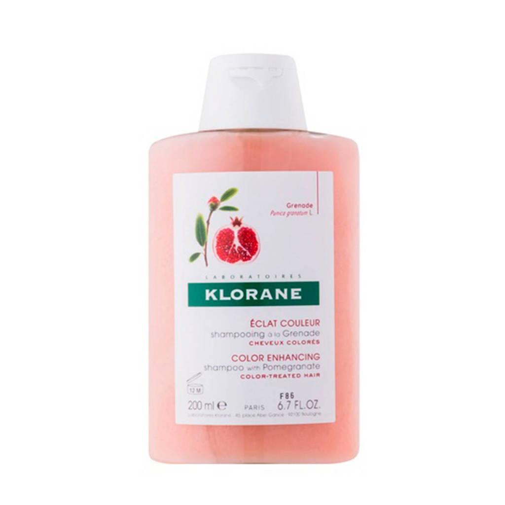 Klorane Color Radiance Shampoo With Pomegranate - 200 ml