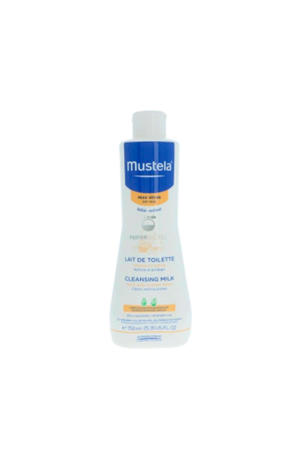 Dry Skin Cleansing Milk Face and Diaper baby reinigingsmelk - 750 ml