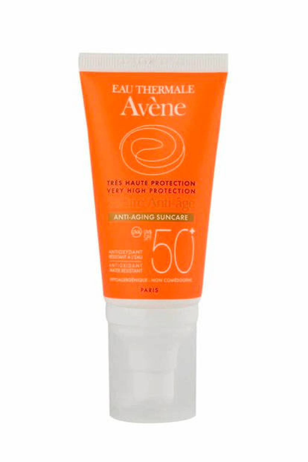 Avene Anti-aging Cream SPF50+ - 50 ml