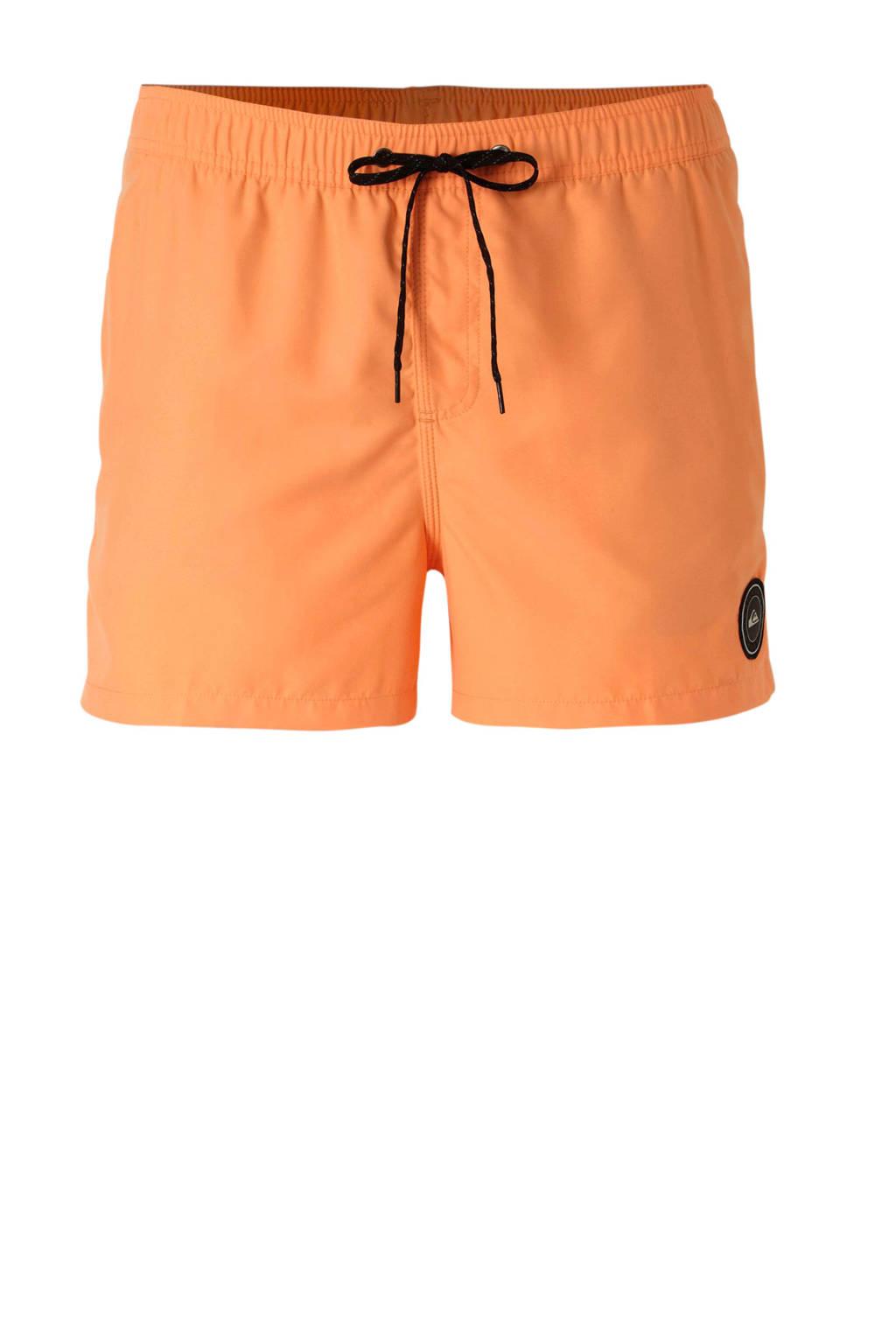Quiksilver zwemshort oranje, Oranje