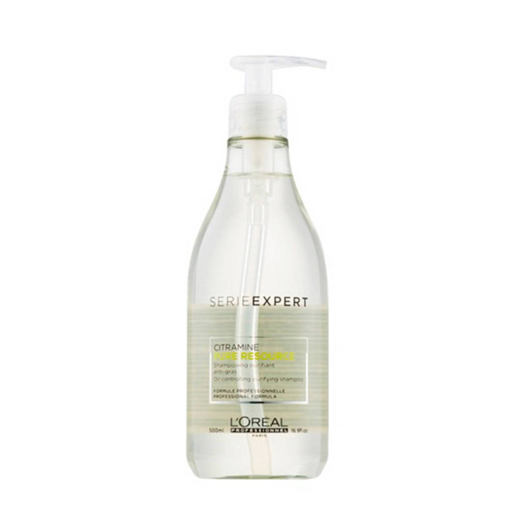 L'Oréal Paris  Serie Expert Pure Resource Shampoo - 500 ml