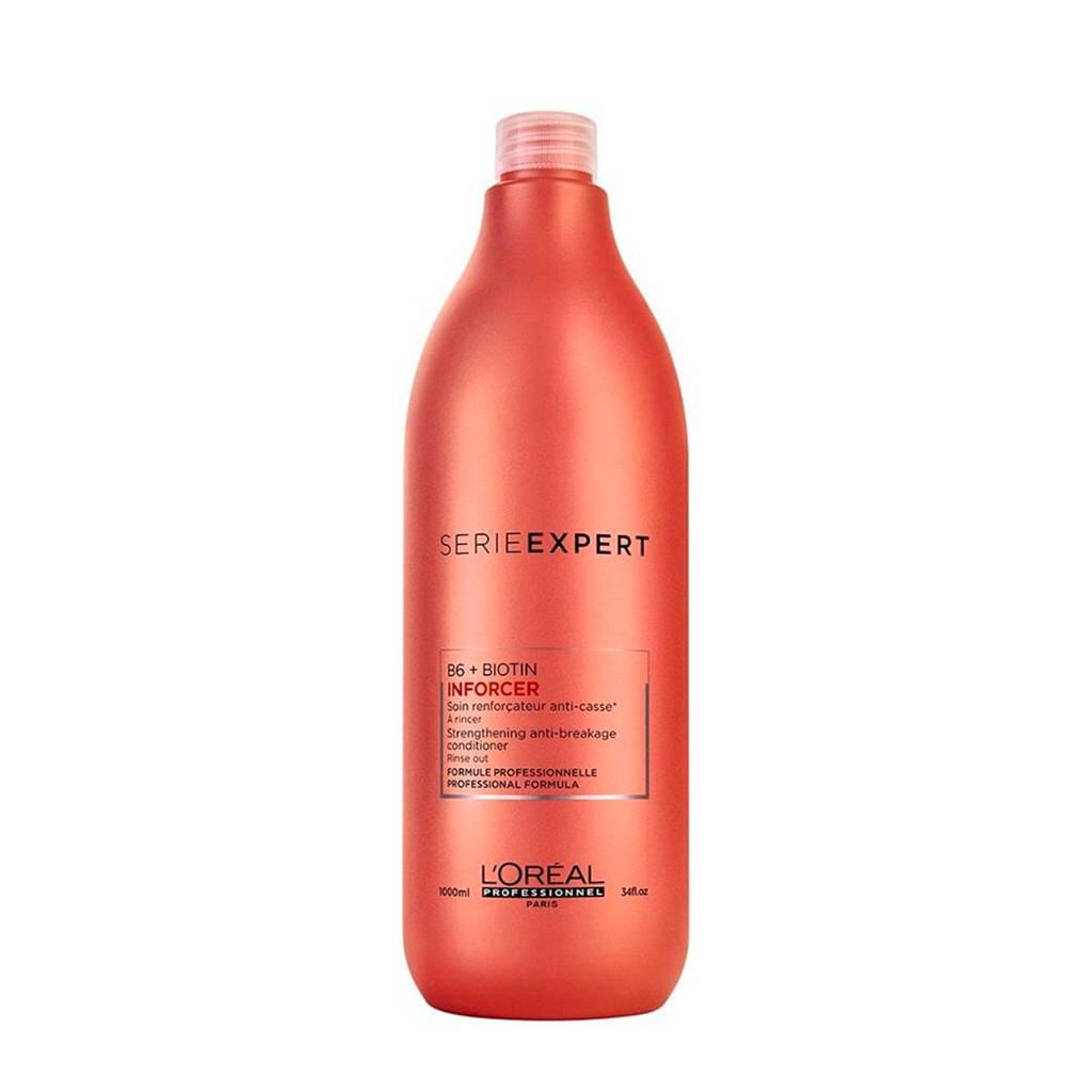 L'Oréal Paris Serie Expert Inforcer Conditioner - 1000 ml