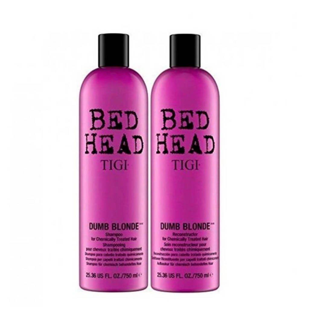 Tigi Bed Head Dumb Blonde Tween Set Shampoo - 1500 ml