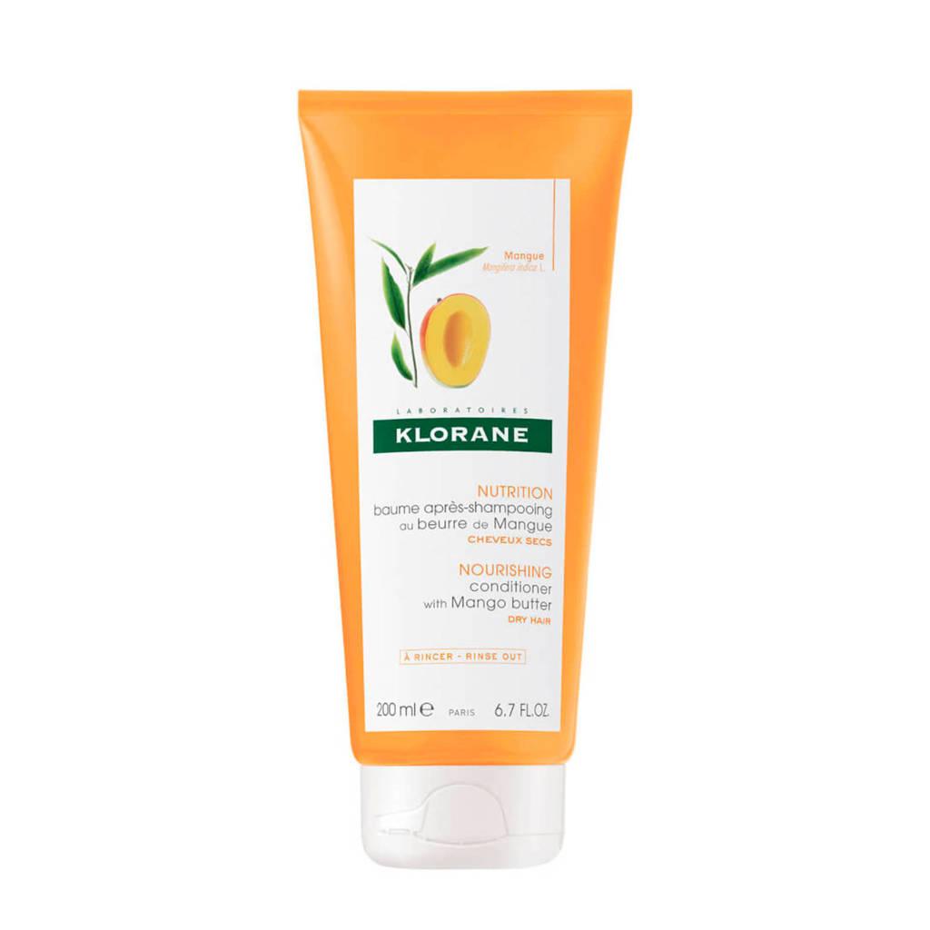 Klorane Voedzame conditioner met Mango Boter - 200 ml