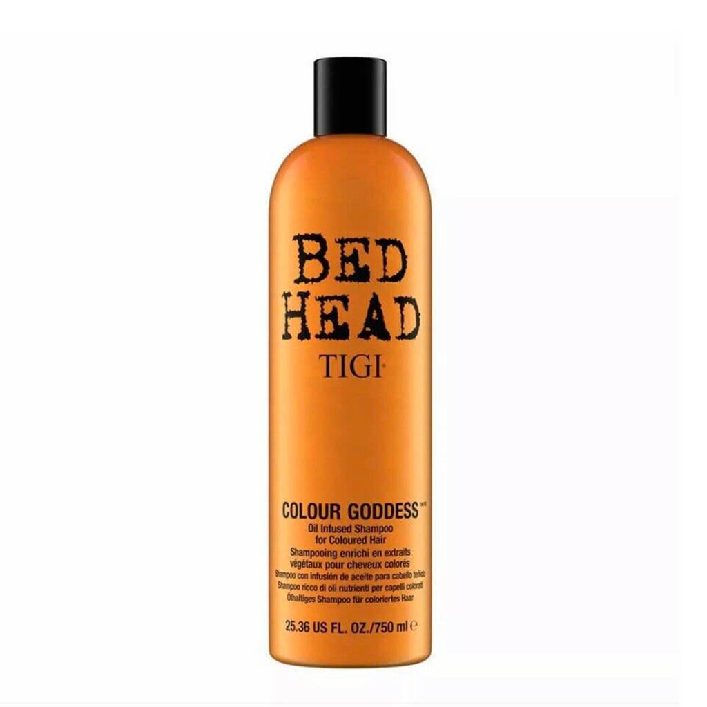 Tigi Bed Head Colour Goddess Oil Infused Shampoo - 750 ml