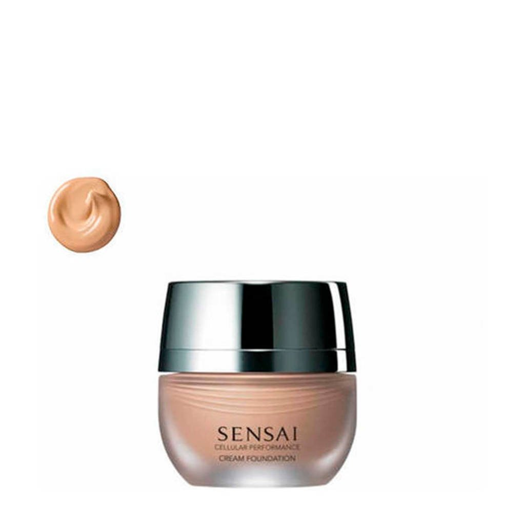 Kanebo Sensai Cellular Performance Cream Foundation SPF15 - #CF22 Natural Beige