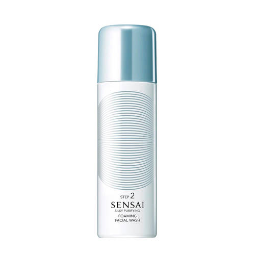 Kanebo Sensai Silky Purifying Foaming Facial Wash