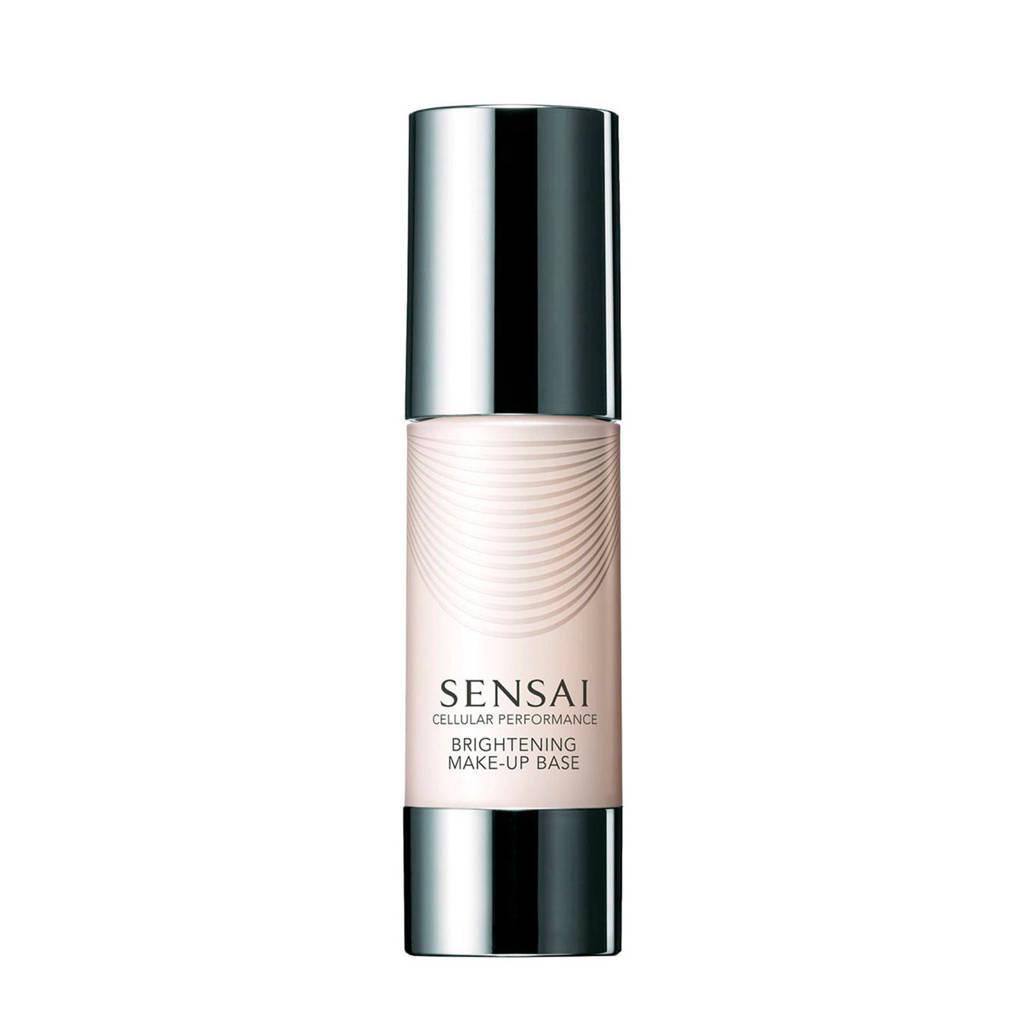 Kanebo Sensai Cellular Performance Brightening Make-Up Base primer - 30 ml, Transparant