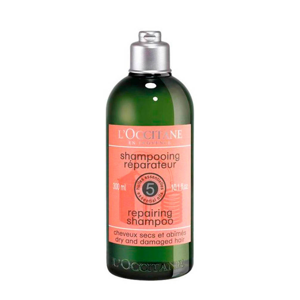 L'Occitane Essential Oils Intensive Repair Shampoo - 300 ml