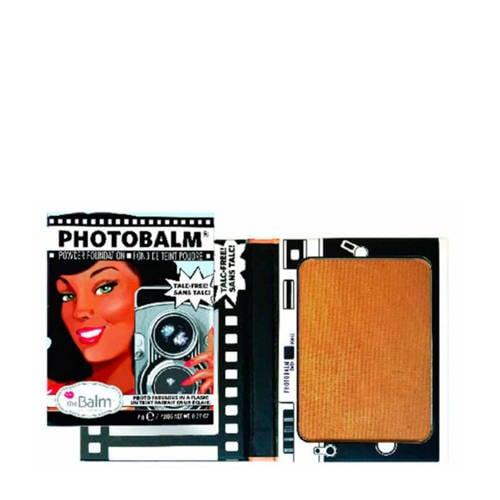 The Balm Photobalm Powder Foundation - Medium Dark