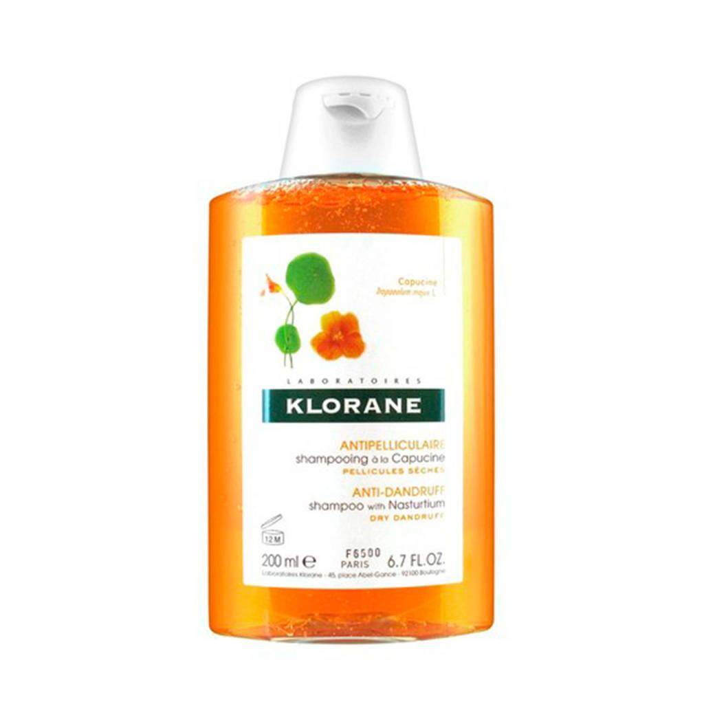 Klorane Anti-Dandruff Shampoo With Nasturtium - 200 ml