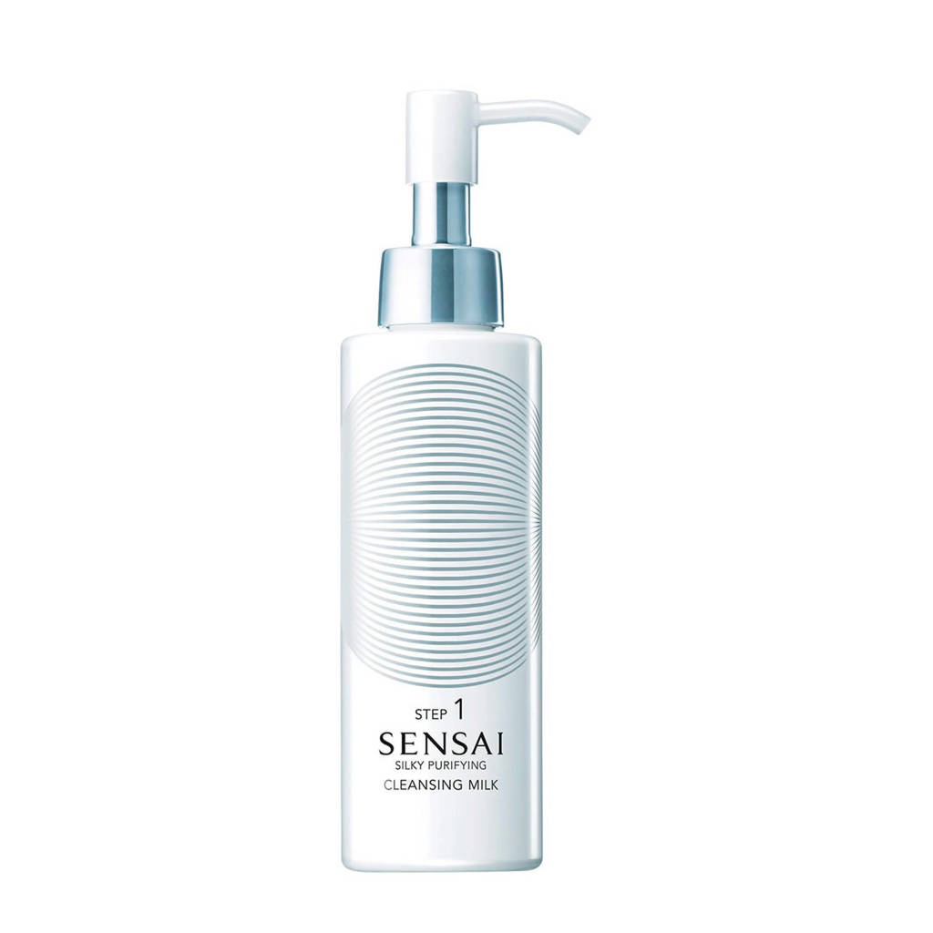 Kanebo Sensai Silky Pur Cleansing Milk Step 1 reinigingsmelk - 150 ml