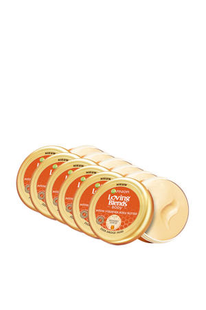 Body Honing Goud Bodybutter - 6 stuks multiverpakking