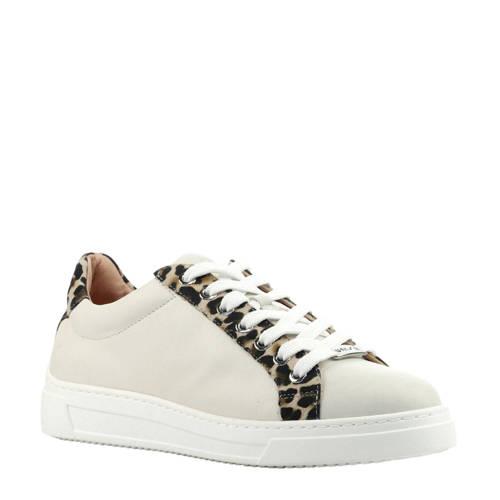 Unisa Franci leren sneakers wit kopen