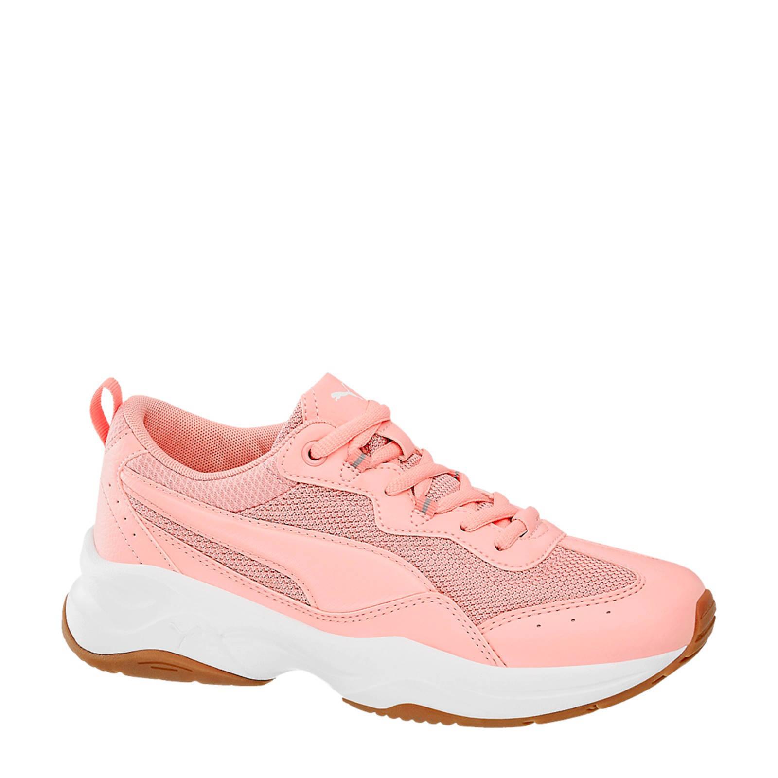 Cilia sneakers roze
