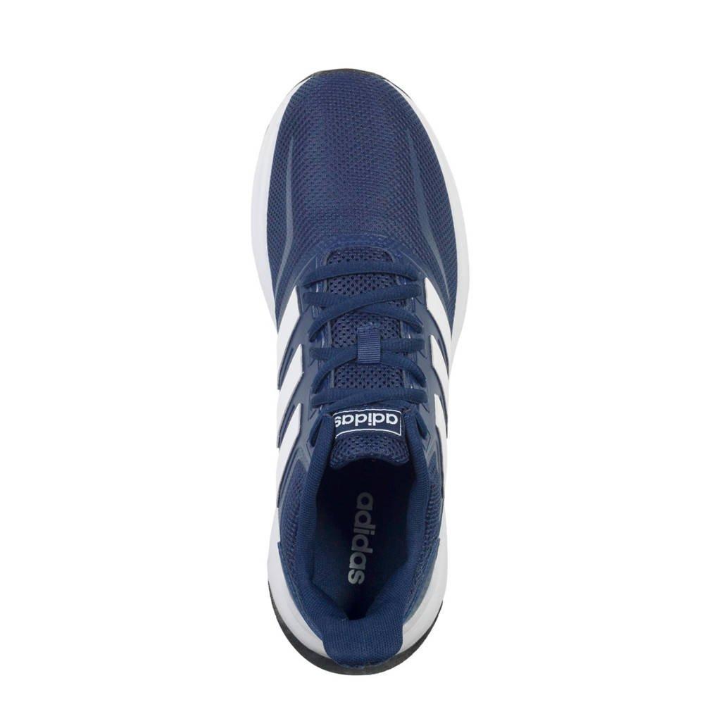 Adidas rood Falcon Sneakers Blauw Run A7Aqr4R