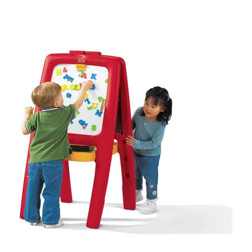 Step2 schildersezel voor twee rood kopen