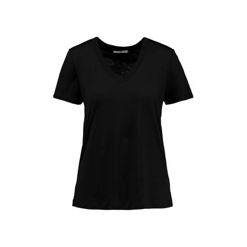America Today T-shirt zwart